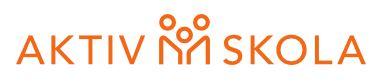 Aktiv skola logotype